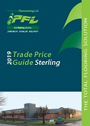 pfl sterling price list