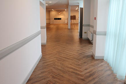 south court hotel polyflor affinity lvt