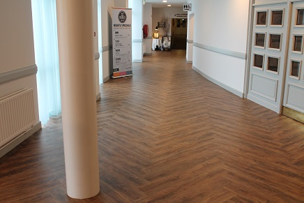 south court hotel polyflor affinity 255